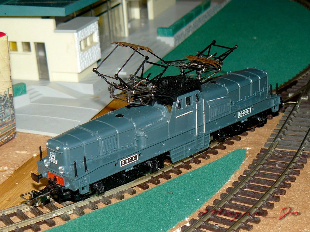 Galerie HOrnby-acHO de Locomotive