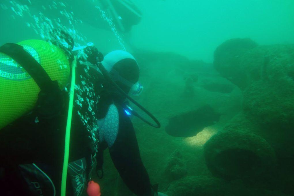 Sortie sur le U-171 - Juillet 2014