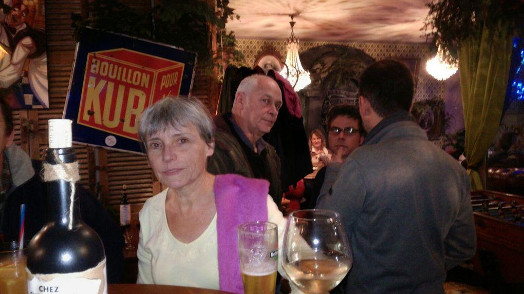 L'ambiance était au rendez-vous hier soir chez Chouchou