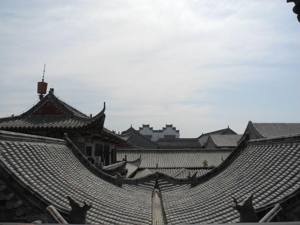 Quelques photos de notre escapade a Zaozhuang dans le Shandong