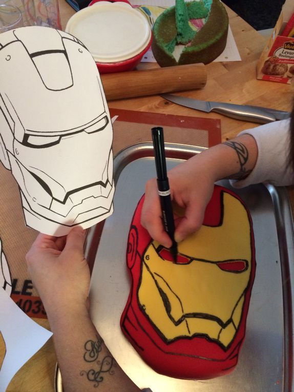 Iron man : la fabrication !
