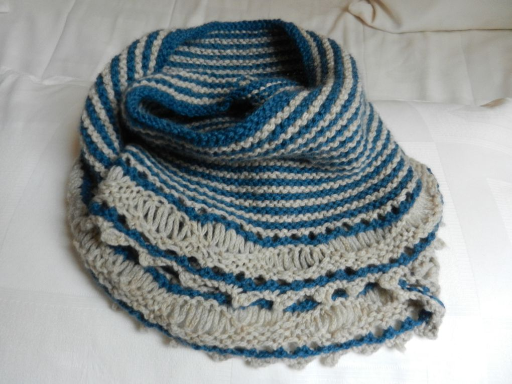 Snood terminé!!