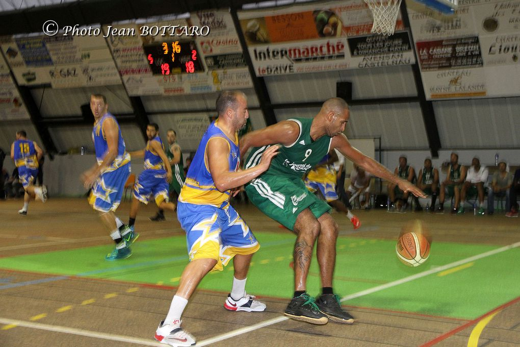 Basket - N2 - 1er match VS Angers