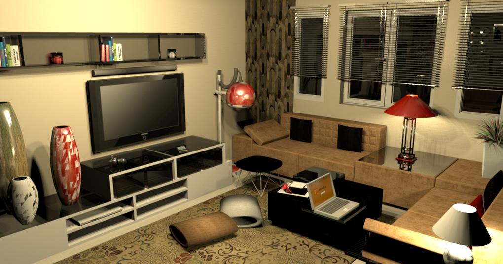 Design 3D salon