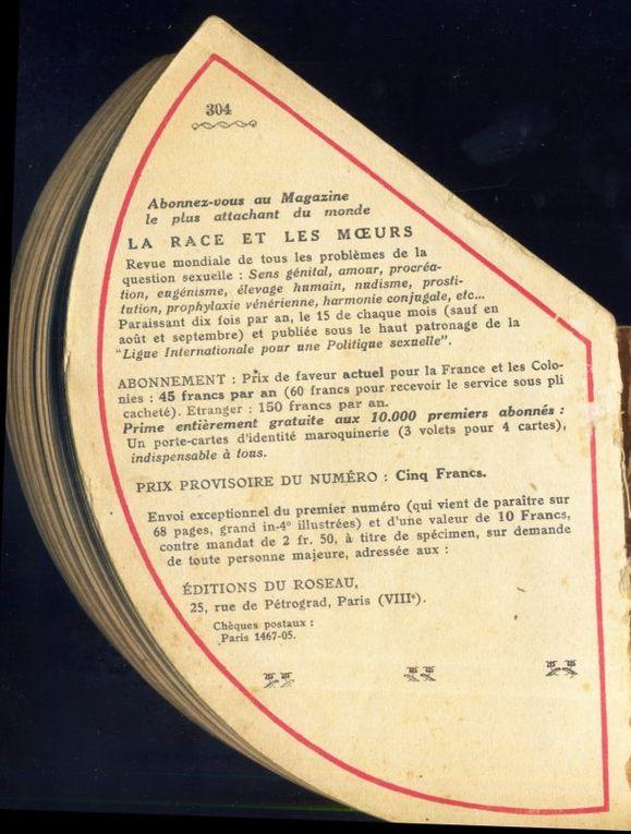 Georges-Anquetil, un papillon en prison, 1930 : L'Homme et la Marionnette