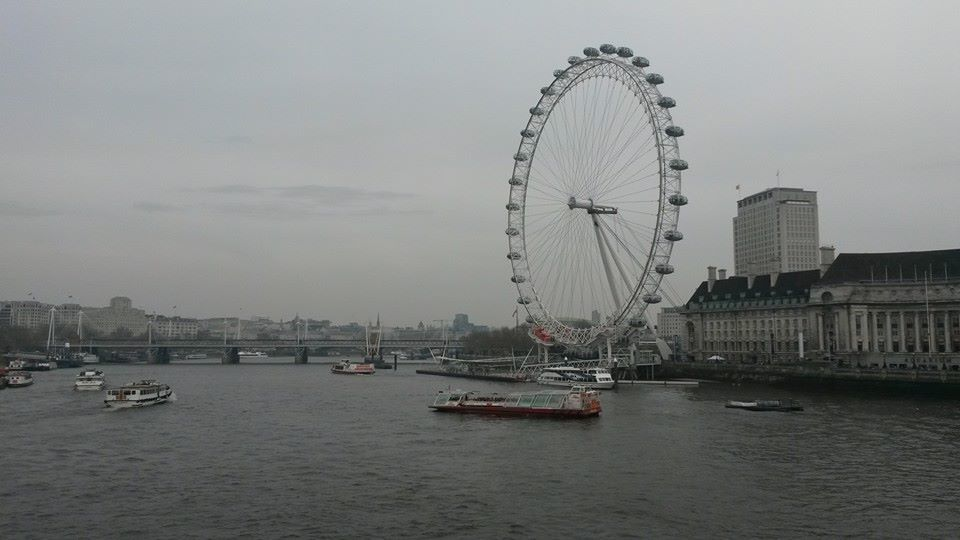 London, by one of the teachers..