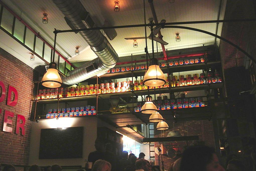 New-york: Les Restaurants à ne pas manquer