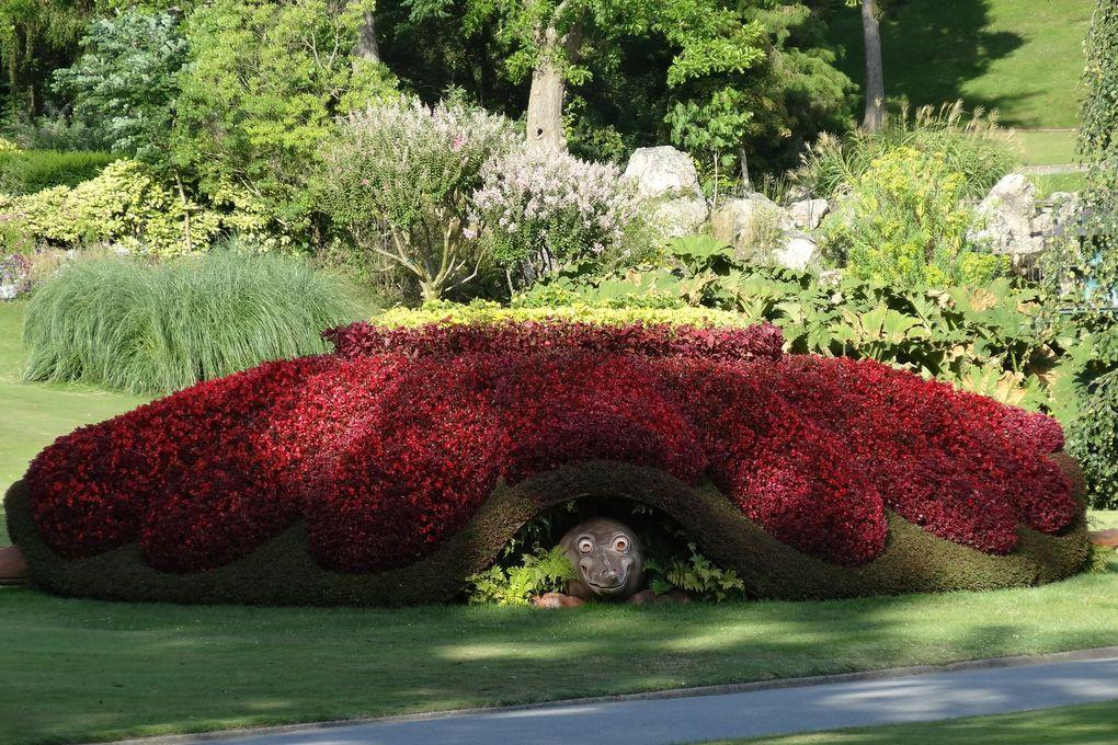 Le jardin déjanté de Claude Ponti à Nantes