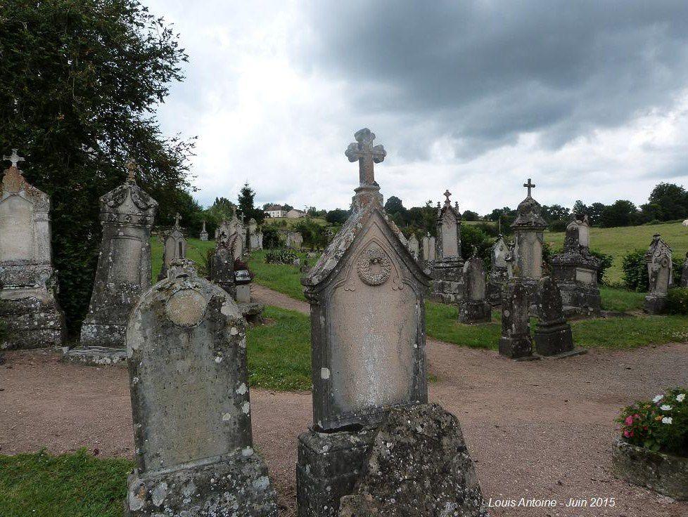 Ancienne église et son cimetière
