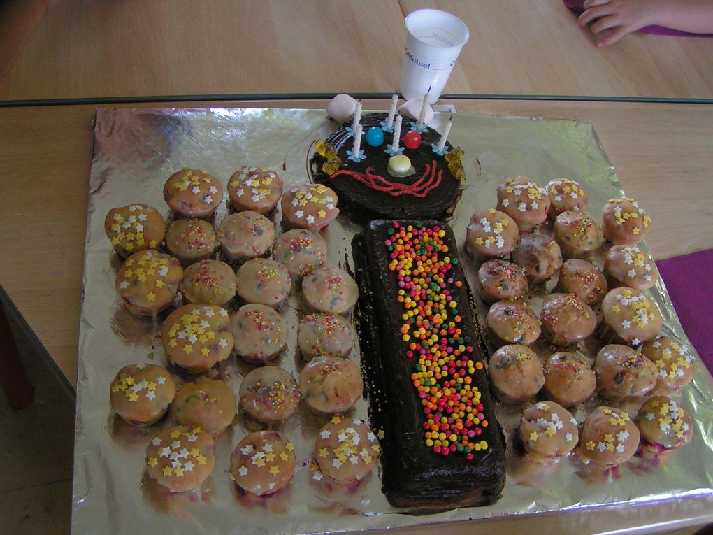 Noah fête ses 6 ans!
