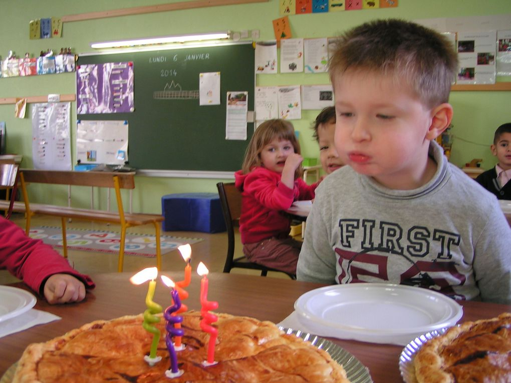 Florian a 4 ans!