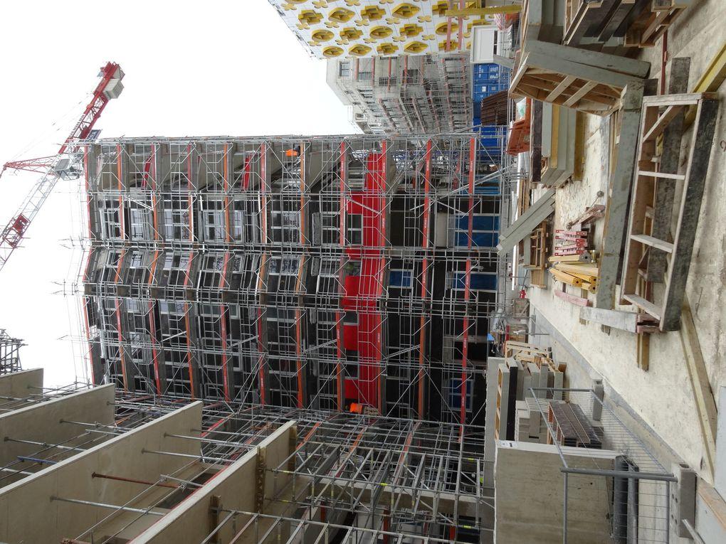 Entrepôt Macdonald : diaporama de la visite du chantier du 4 avril 2014 - Photos ASA PNE 18
