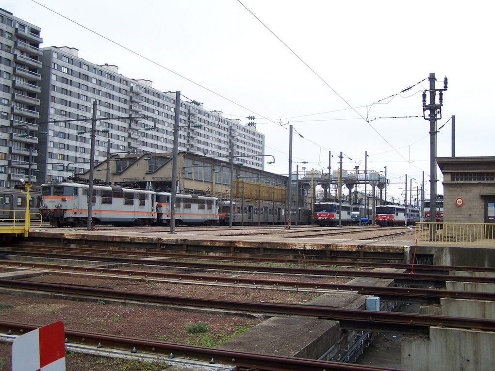 Site Chapelle/Ordener/Poissonniers  -  Photos ASA PNE / SNCF