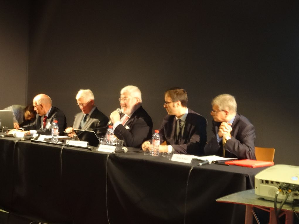 Intervention de Olivier ANSART (ASA PNE) sur Pajol au Salon International du Patrimoine Culturel - 5 novembre 2015