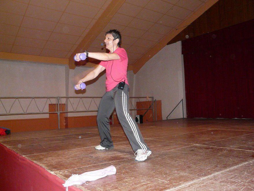 Coaching Sportif avec Nathalie