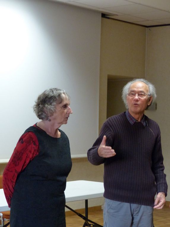 Rencontre avec Pham van Thanh dit Pierre Louis pour son livre &quot&#x3B;Enfance d'un petit eurasien&quot&#x3B;