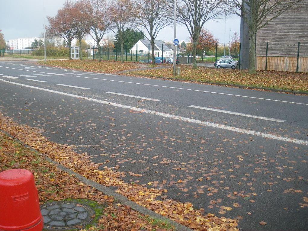 """Blois rue Duguay-Trouin - """"Axe structurant à optimiser"""" ? ou plutôt à modérer"""