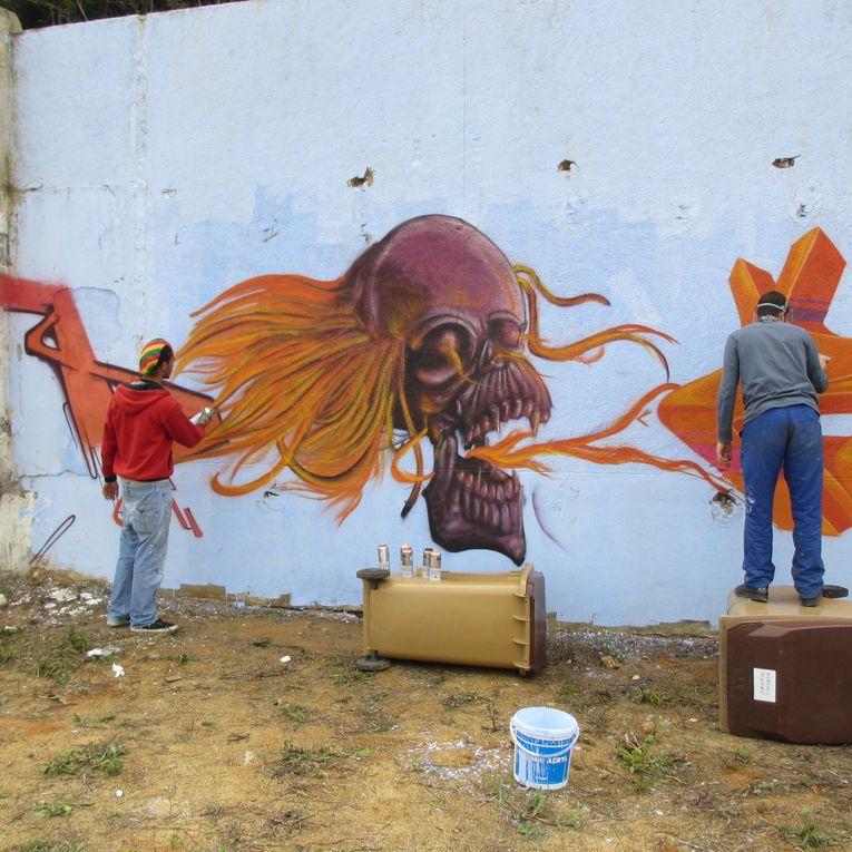Le graffitti est souvent un révélateur