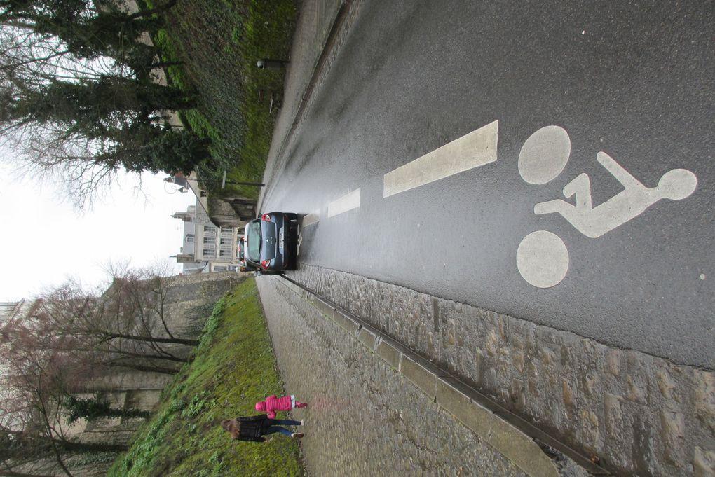 Les #GCUM sont de retour - Blois fossé du chateau -