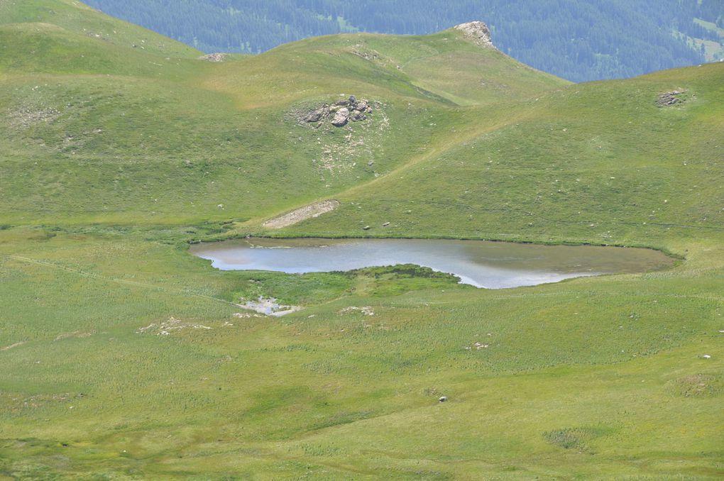 Des paysages reposants