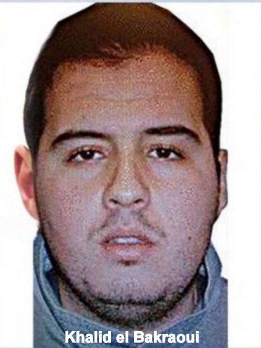 Attentats de Bruxelles : Salah Abdeslam veut rentrer en France - Les trois kamikazes identifiés