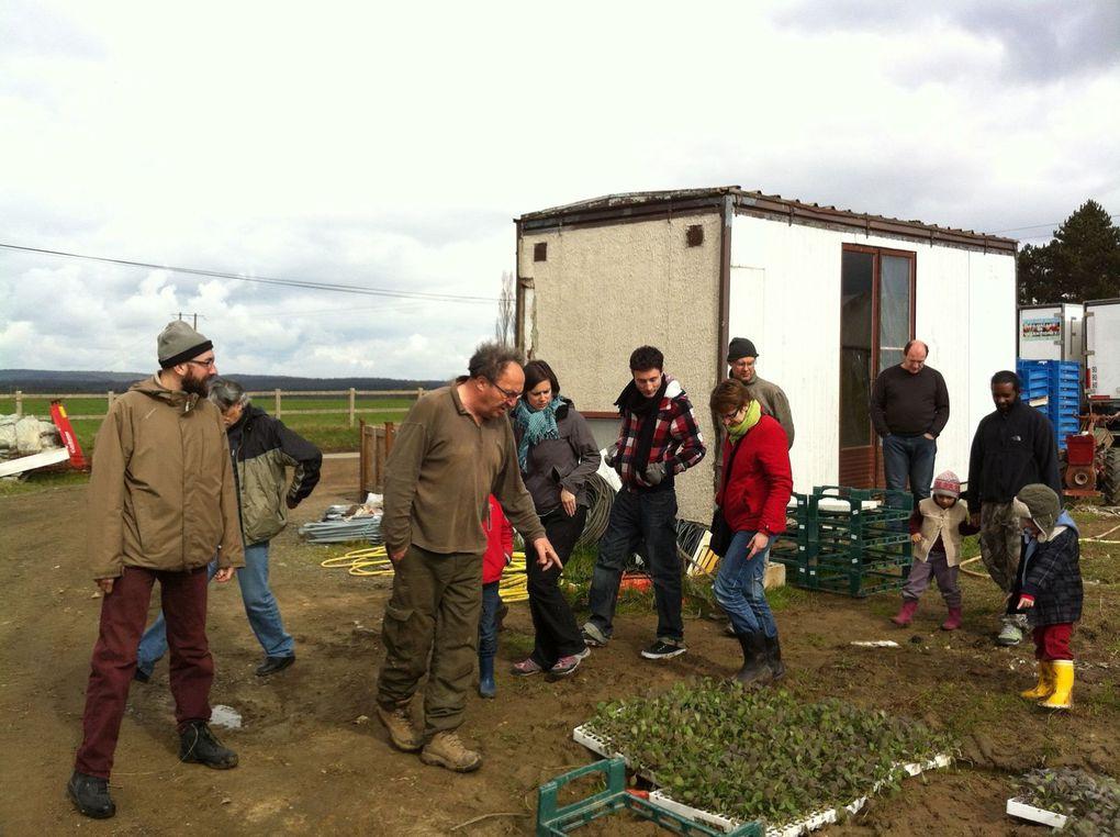 Journée Plantation à la ferme - Dimanche 19 avril