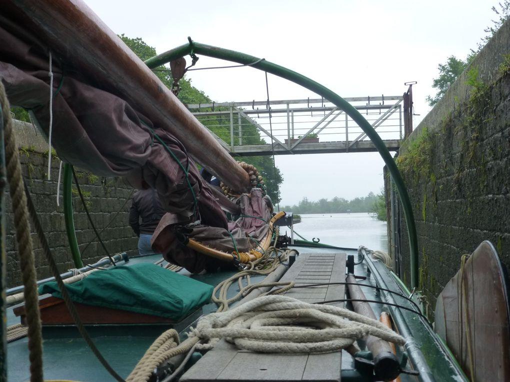 Le 8 mai 2014, sortie découverte du canal