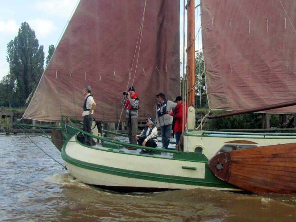 Débord de Loire, Belem WE du 4-5 juin