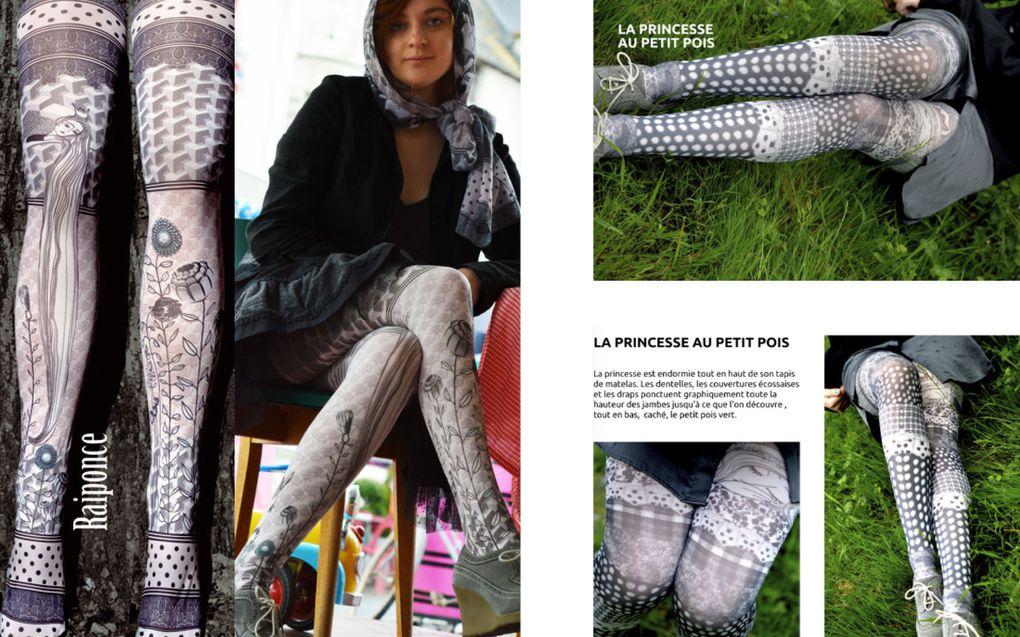 Les collants de Marie Antoilette 2016