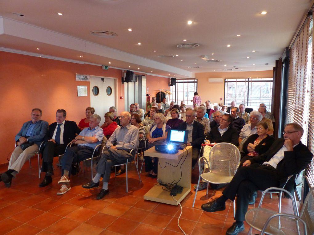 Conférence sur le financement des médias avec Mr Benjamin Dormann