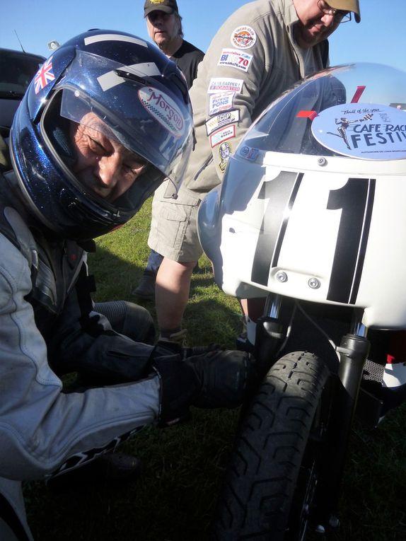 Le Cafe Racer Festival à Montlhéry …