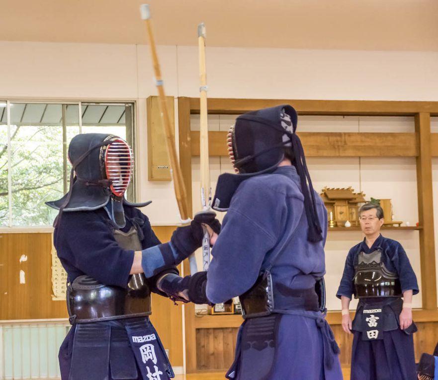 Kendo à Fukuyama