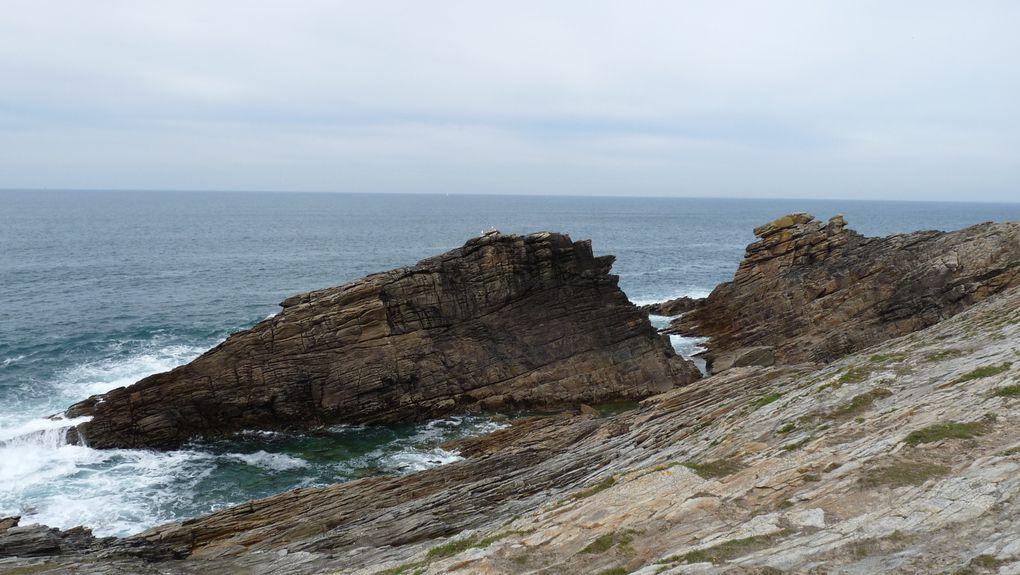 Auray - Les Alignenemts de Carnac (Menhirs, Dolmens) - Presqu'île de Quiberon - île de Saint Cado - Golfe du Morbihan -  Ile aux Moines - Port louis - Etel