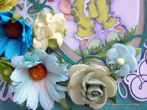 DT magnolia forever:challenge du 15 novembre...