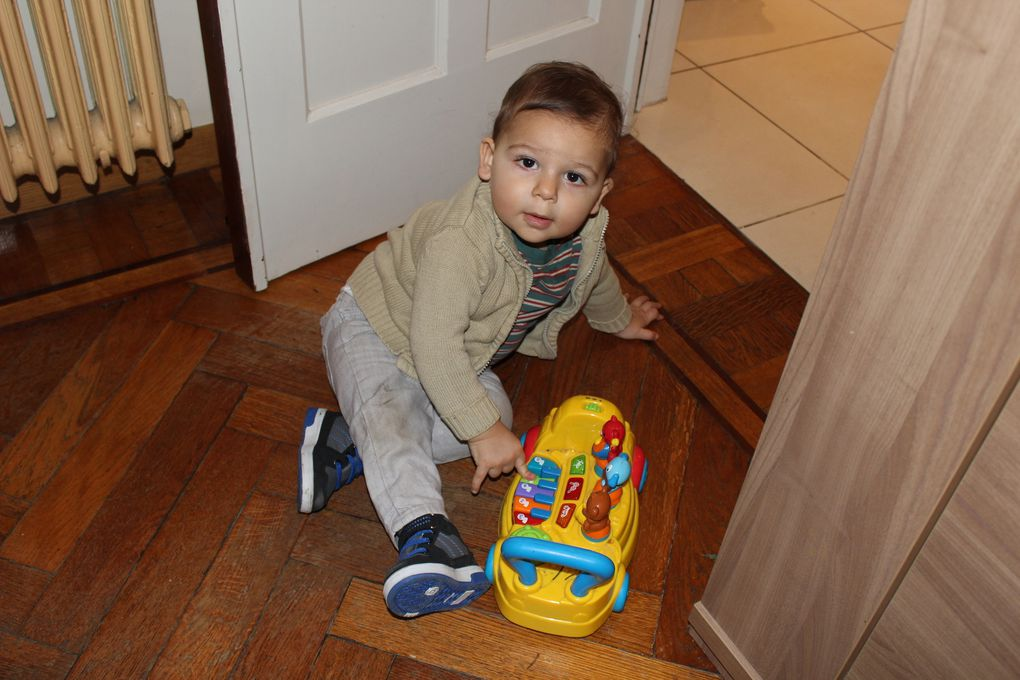 LORENZO OCTOBRE 2014 CHEZ NOUS...