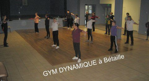 Gym à Carennac &amp&#x3B; Bétaille