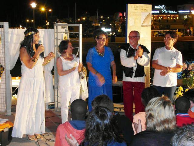 """Mardi 05 août 2014 - La troupe des """"Cent Talents"""" et la Catalane centenaire ..."""