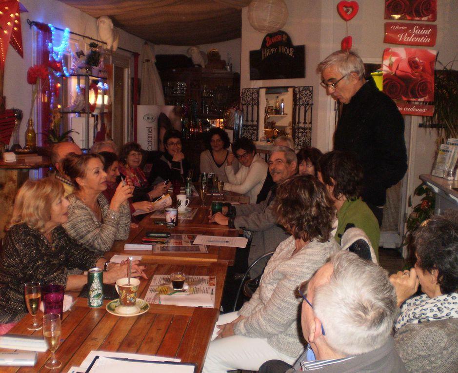 CAFE-PHILO jeudi 29 janvier 2015 au Temps d'une Pause