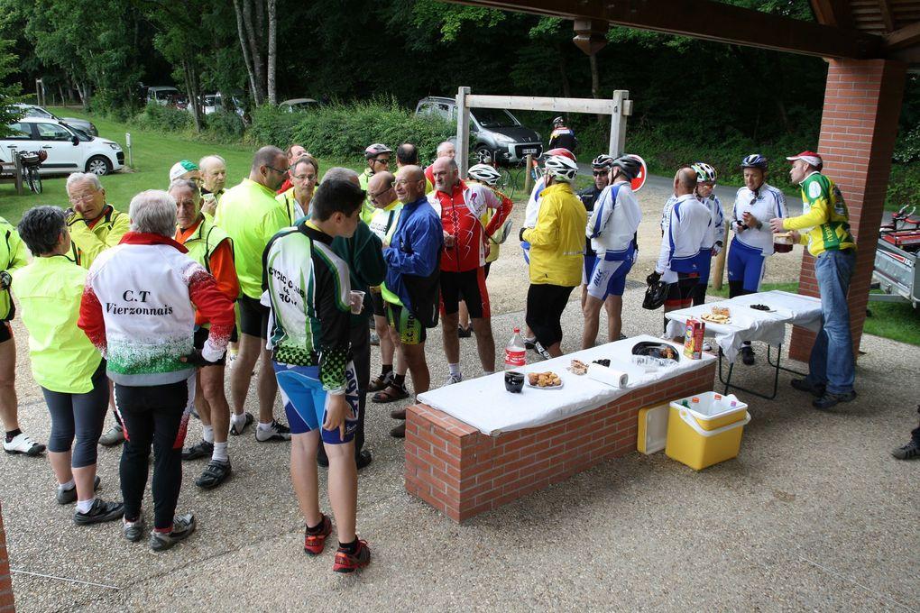 La Rando du Barangeon 2013 (cyclo)