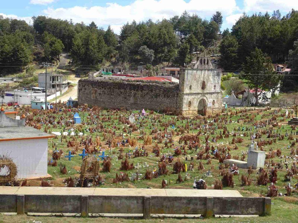 Images de la visite guidée de San Cristobal