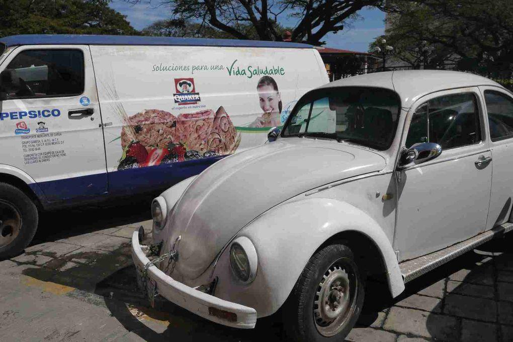 Visite guidée de Campeche. Promenez la souris sur la photo pour faire avancer le diaporama