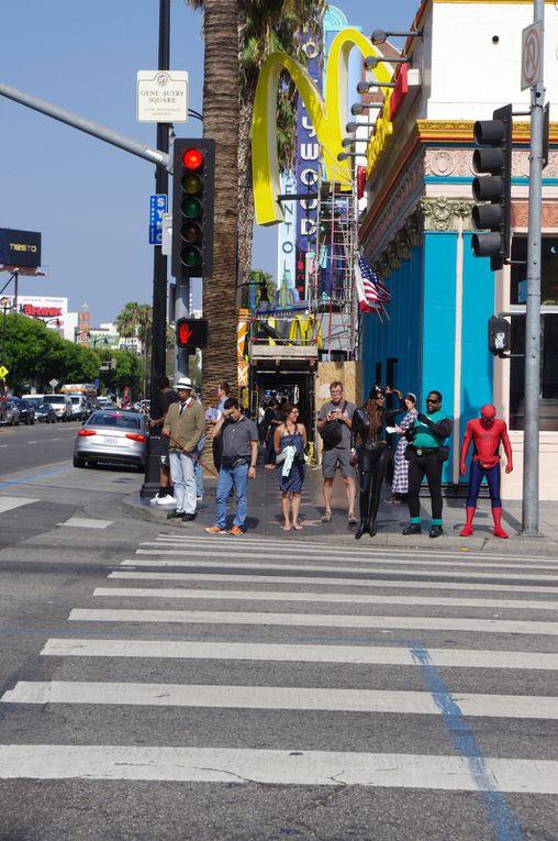 USA Road Trip - Jour 08/25 - Los Angeles