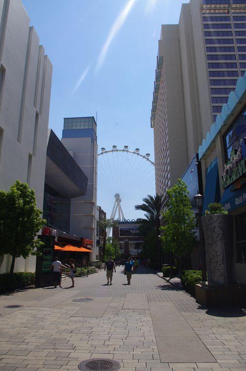 USA Road Trip - Jour 20/25 - Las Vegas