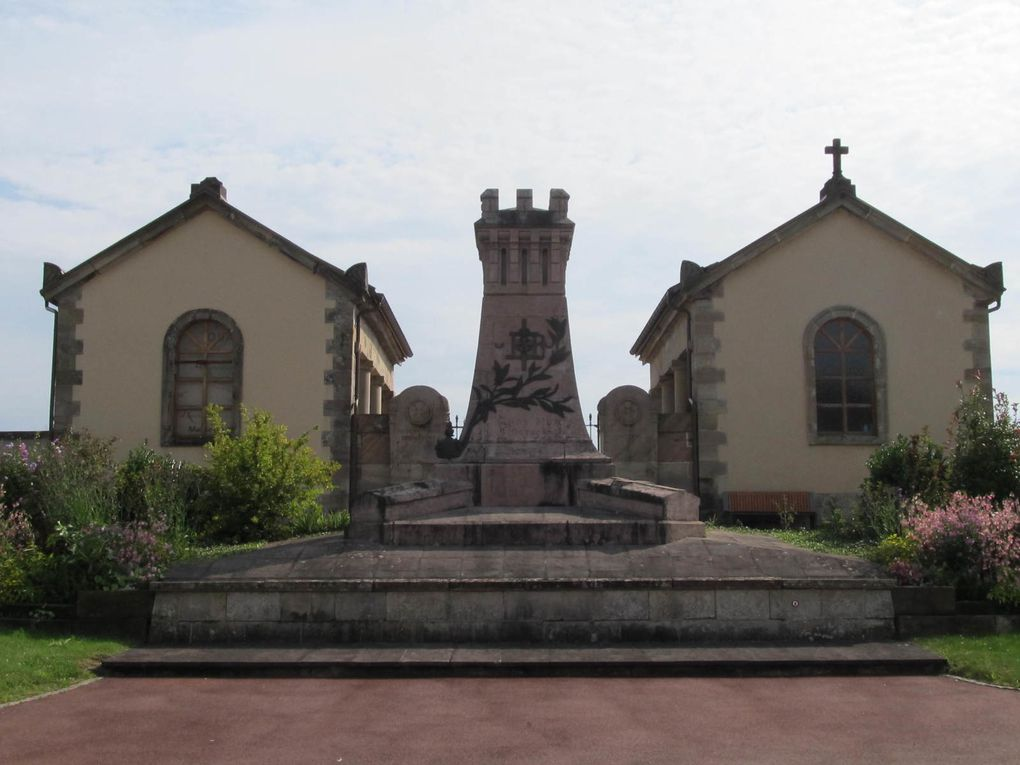 MONUMENTS DE RAMBERVILLER.