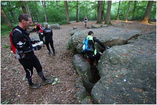 Raid Val d'Oise (manche du challenge FRMN) : Quelques bricoles mais WE sous le soleil…