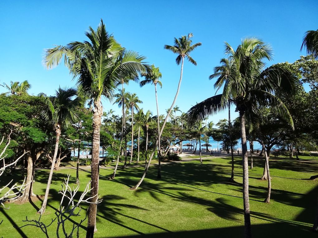 2 françaises au Shangri-La Fiji... (partie 1/2)