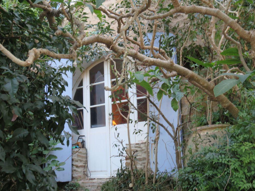 Ruelles et maisons de Bormes-les-Mimosas