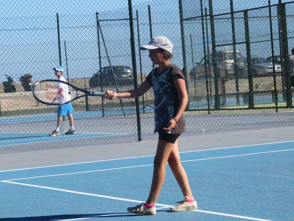 Les tennis de la Presqu'île (Cassis)