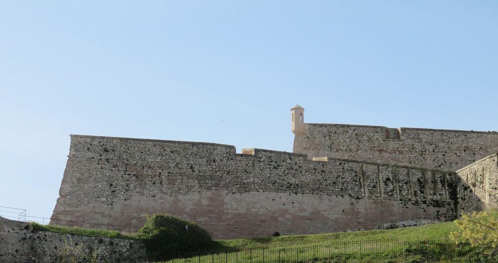 Au Fort Saint-Nicolas - Marseille