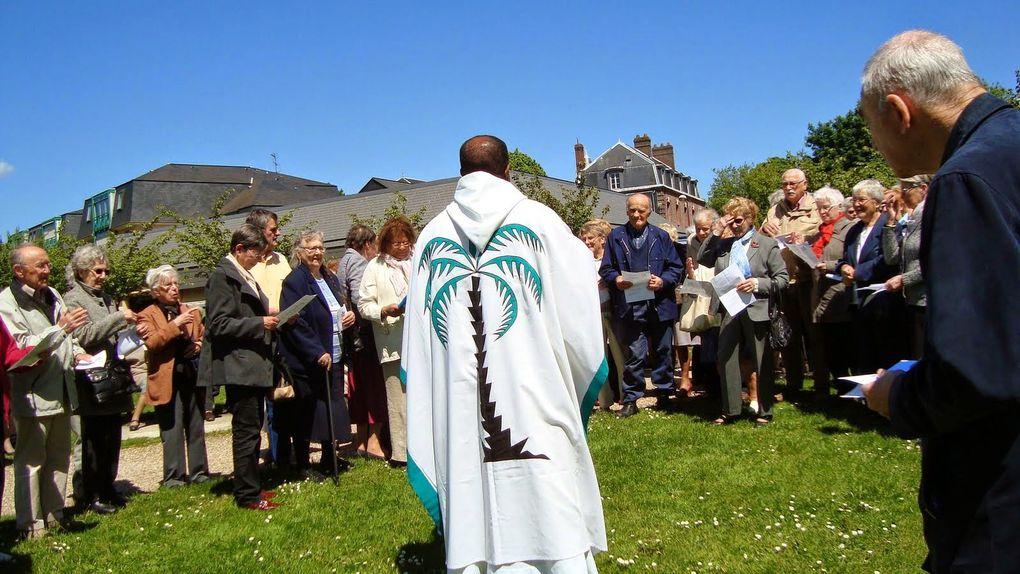 Pèlerinage du MCR à Bonsecours